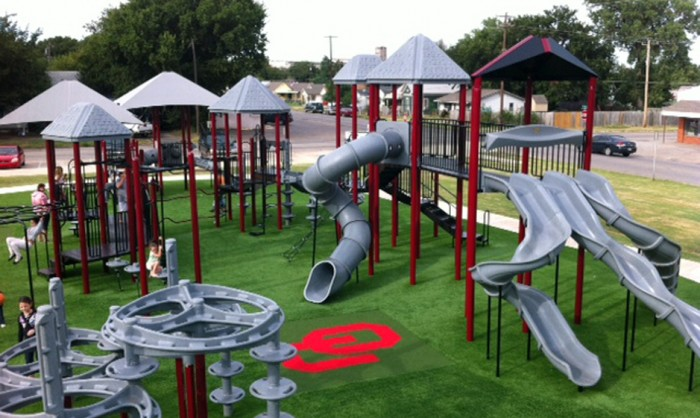 Artificial Grass for Playgrounds in Las Vegas