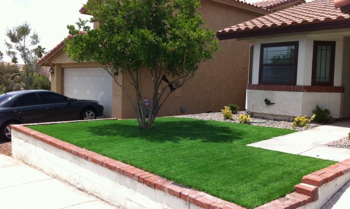 Artificial Grass for Commercial Applications in Las Vegas