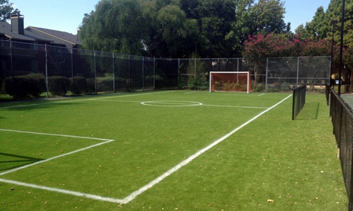 Sports Fields Synthetic Grass in Las Vegas and Las Vegas area